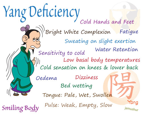 Yang Deficiency | Active Health Foundation
